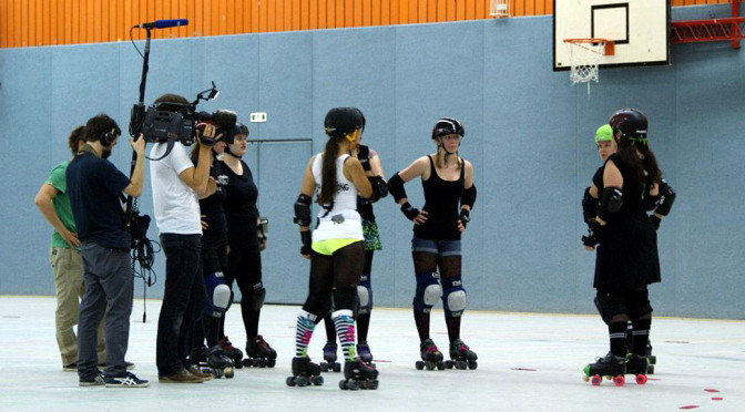 Die Demolition Derby Dolls im NDR