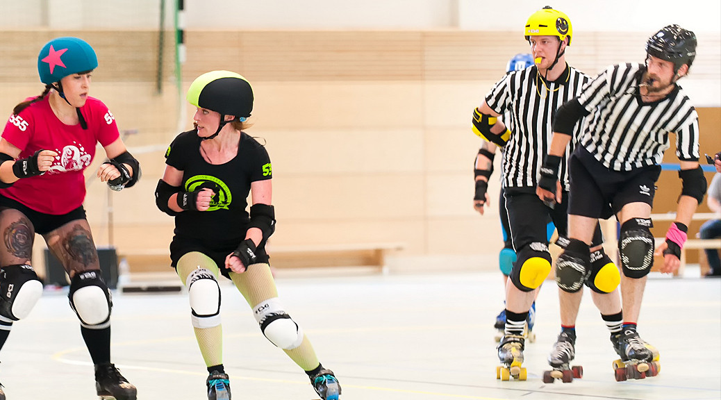 Rollerderby Hannover_Refs_