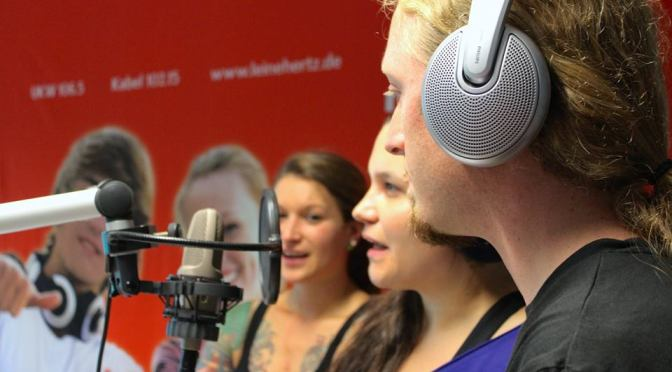 Die Dolls bei Radio LeineHertz 106.5