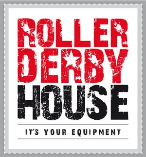 Logo Sponsor Roller Derby House