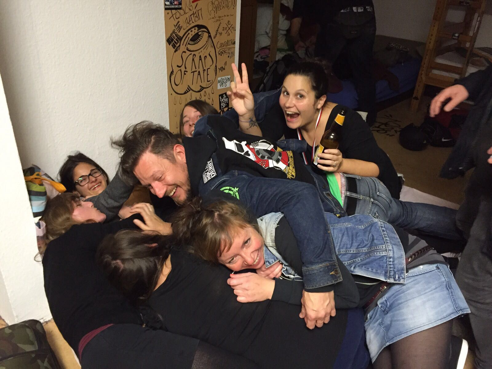 Rollerderby-Hannover-Team-Love